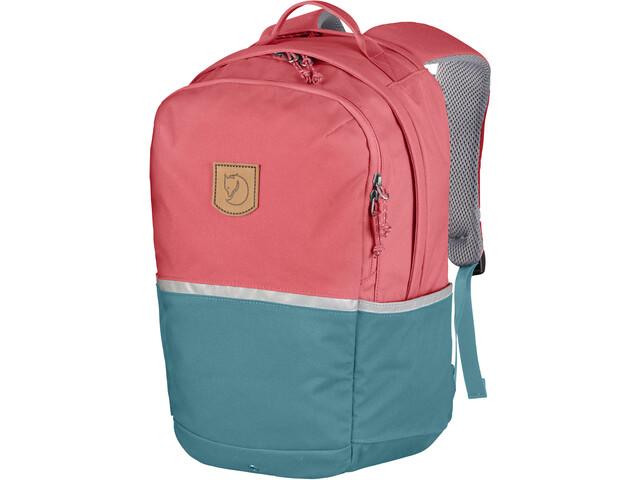 Fjällräven High Coast Backpack Kinder peach pink-lagoon